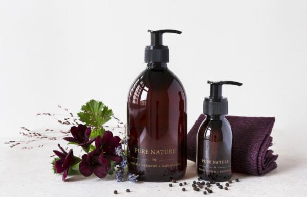 Skin Wash Pure Nature by Pascal Naessens x RainPharma