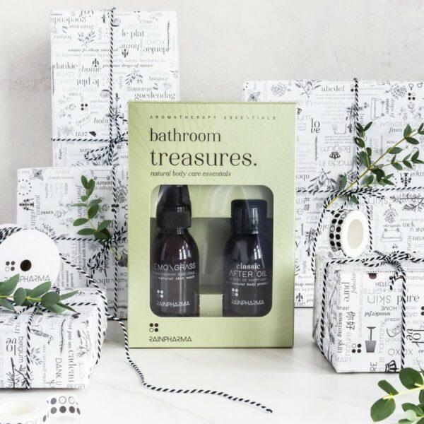 RainPharma bathroom treasures lemongrass
