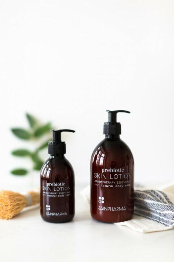 Prebiotic skin lotion RainPharma